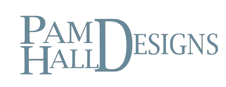 Pam Hall Designs header image